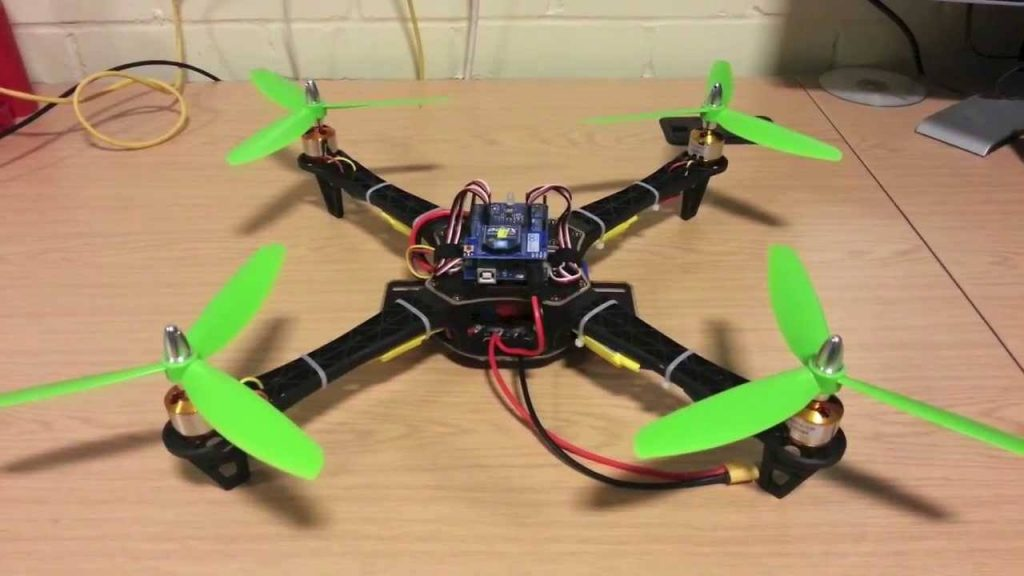 Arduino quadcopter diy project skilled flyer
