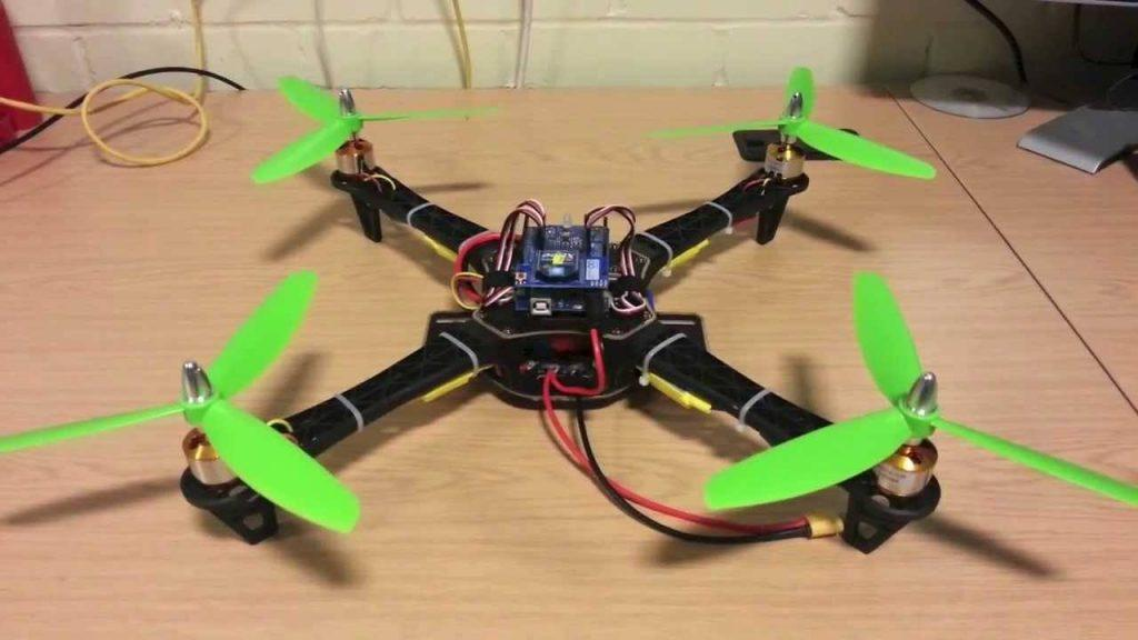 Quadcopter project: DIY, Arduino drone, a simple way to do it